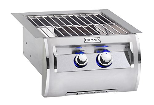 Fire Magic Echelon Diamond Power Burner with Stainless Steel Grid - Propane by Fire Magic Grills