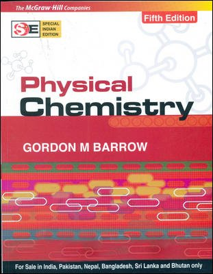 Physical Chemistry - SIE