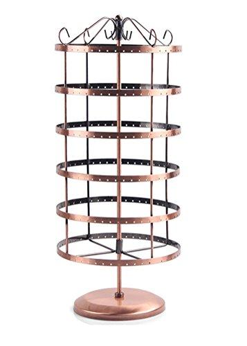 Bellabrunnen Schmuckständer 6 Etagen Schmuckhalter -Bronze