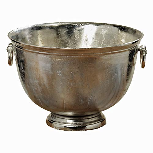 - WHW Whole House Worlds Oversized Luxury Champagne Bucket with Old World Panache, 18.75 Inches, Grand Hotel Collection