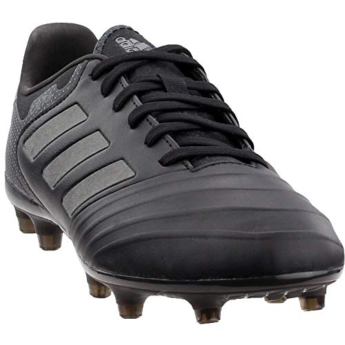 adidas Copa 18.2 Firm Ground Men's Soccer Cleats, 8.5 D(M) US, Black ()