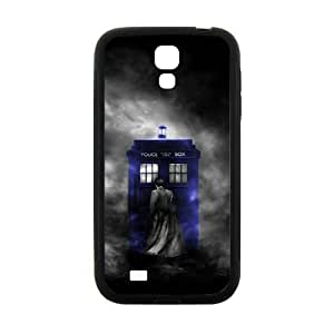 doctor who facebook cover Phone Case for Samsung Galaxy S4 by ruishername