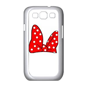 Samsung Galaxy S3 9300 Cell Phone Case White Minnie Mouse IGZ Buy Phone Cases Online