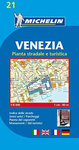 Cartina Michelin Roma.Michelin Map Venice Mestre Venezia 21 Maps City Michelin Italian Edition Italian Map Folded Map July 16 2012 Buy Online In Aruba At Aruba Desertcart Com Productid 22585345