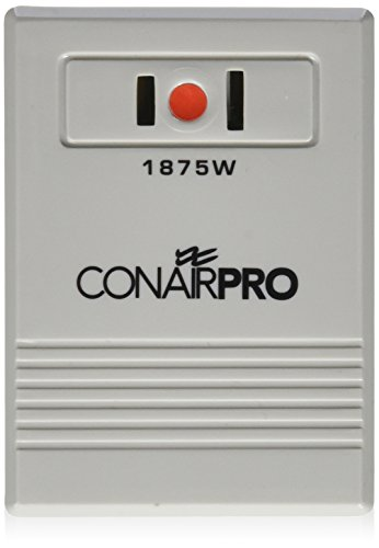 Conair Pro Deal Voltage International Plug Adapters and Volt