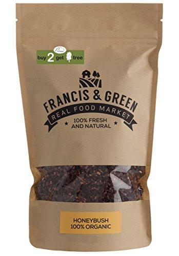 Koffeinfrei Bio Honigbusch-Tee, Natur - 200g