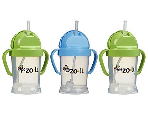 Zoli Baby BOT Straw Sippy product image