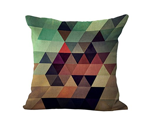 MAYUAN520 Cushion、Decorative Pillows Colorful Geometry for sale  Delivered anywhere in USA