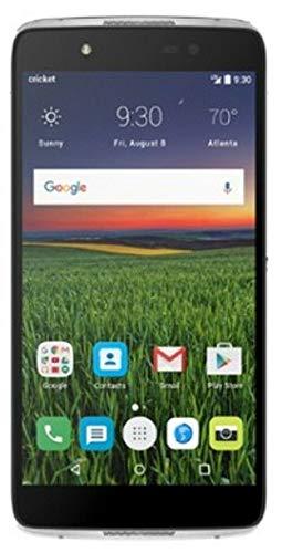 Alcatel IDOL 4 16GB 2GB Ram 4G LTE 13MP Smartphone (Silver) - GSM Unlocked (Iphone 4s Best Contract Deals)