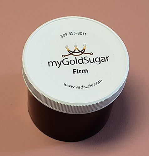 Body Wax Sugar (16oz My Gold Sugar - Sugaring for Hair Removal (Firm))