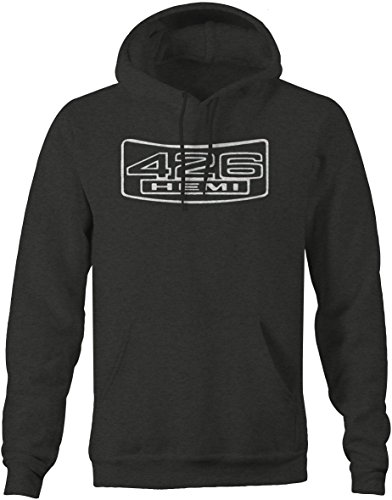 Badge Sweatshirt - Dodge Mopar HEMI 426 Badge Sweatshirt - Xlarge