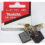 Balai charbon pour Makita CB204 HM1810 HM1800 SA7000c M5
