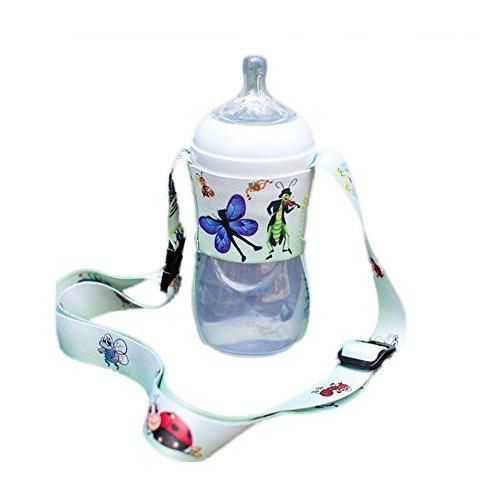 Glovion Water Bottle Carrier- Suitable for Water Bottle &Baby Nursing Bottle (Kid)