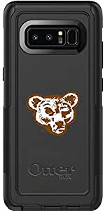 Cornell University - Mascot design on Black OtterBox Commuter Series Case for Samsung Galaxy Note 8