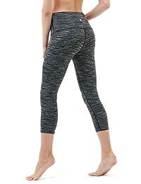Tesla Yoga Pants High-Waist Tummy Control w Hidden Pocket FYC32/FYC34/FYC36