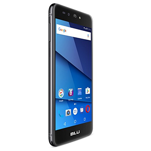 BLU Grand X LTE -Black Factory Unlocked Phone - 5