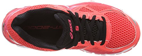 asics Gt-2000 3 - Zapatillas de deporte para mujer Rosa (Diva Pink/Silver/Black 2593)