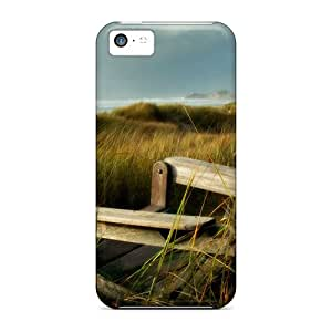 New Sharongg Super Strong Romantic View Tpu Case Cover For Iphone 5c