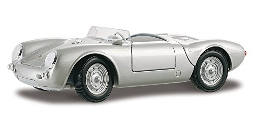 Maisto 1:18 Scale Porsche 550A Spyder Diecast Vehicle