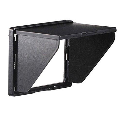 "Camera LCD Screen Sun Hood Sunshade for 3"" Camera LCD Canon 5D, 6D, 7D, 50D, 60D, 500D, 550D, T3i, T4i, Nikon D3400, D3300, D3200, D5100, D5200, D300"