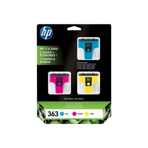 25 opinioni per HP No. 363Confezione di cartucce colore