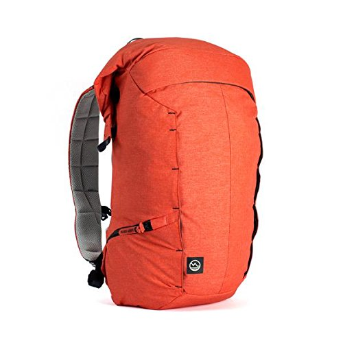 BE Outfitter Tahquitz Outdoor Adventure Backpack - 40 liters (Mandarin Orange) Outfitter Pack