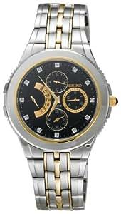 Seiko Men's SRL002 Le Grand Sport Retrograde Day Indicator Watch