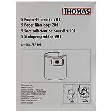 Thomas 201 VE5 - Accesorio para aspiradora (5 piezas)