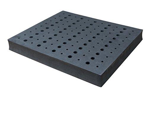 POWERTEC 71046 Router Bit Tray
