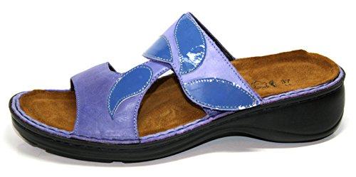 Naot - Pantuflas Mujer Beige - violeta