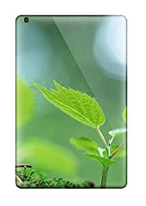 Hard Plastic Ipad Mini/mini 2 Case Back Cover,hot Fresh Green Shoots Case At Perfect Diy