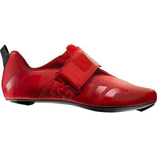Mavic Cosmic Elite - Mavic Cosmic Elite Tri Cycling Shoe - Men's Fiery Red/Black, US 12.5/UK 12.0