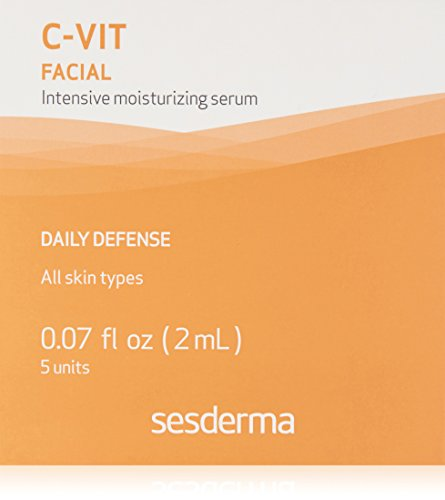 SESDERMA C-VIT Intensive Serum Piel seca y fatigada - 5 Ampollas
