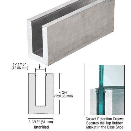 Mill Aluminum 118-1/8