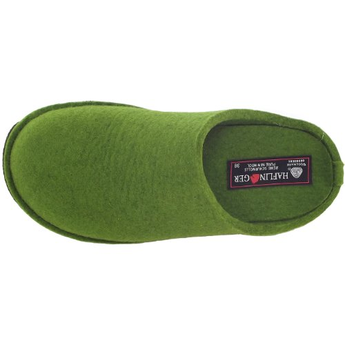 36 Soft Flair 311010 Grasgrün Unisex Haflinger 0 Hausschuhe qHRwFxz