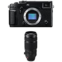 Fujifilm X-Pro2 Body Professional Mirrorless Camera + XF100-400mm F4.5-5.6 R LM OIS WR