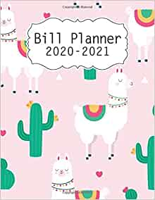 Bill Planner 2020-2021: Never forget to pay a bill again ...