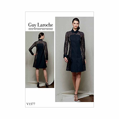 Vogue Mustern Misses \'Petite Kleid Orange 14 ik7SK5d - locality ...