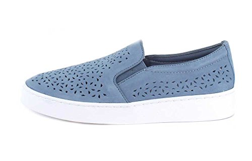 Vionic Vrouwen Midi Perf Slip-on Sneaker Lichtblauw