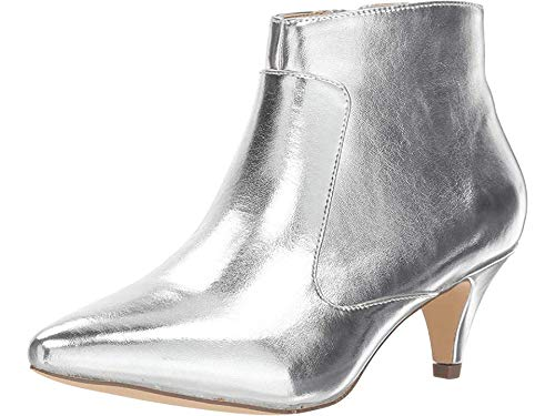 - Jane and the Shoe Women's Kizzy Silver 7.5 M US