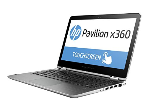 HP Pavilion 13-s120nr 13.3-Inch Convertible Laptop (Intel Core i3, 4...