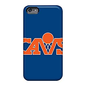 Bumper Hard Cell-phone Cases For Apple Iphone 6 With Provide Private Custom Beautiful Nba Cleveland Cavaliers 5 Image AshtonWells
