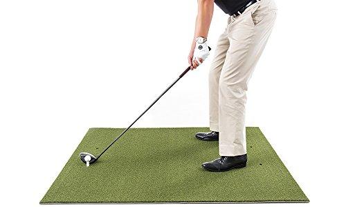 Premium Residential Golf Mat - 5 feet x 5 feet by All Turf Mats (Image #5)