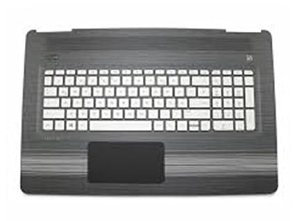 HP 857468-041 Carcasa Inferior con Teclado Refacción para ...