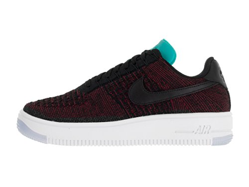 W Jade Force Black Team Clr AIR 1 820256 Low Nike Red Flyknit 002 Black pdgqOwnxE