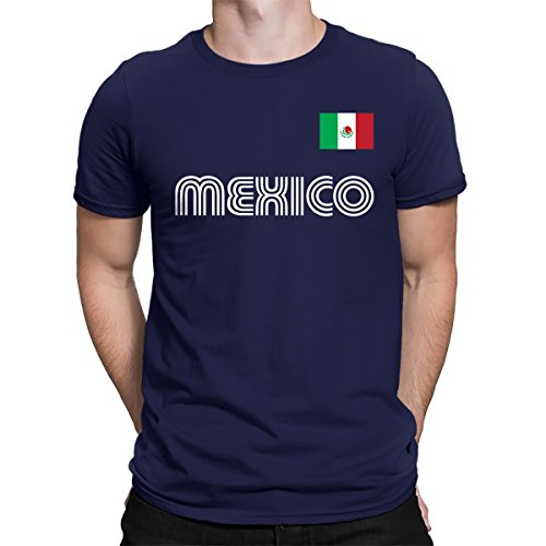07a43a3be Mexico apparel   t shirts der beste Preis Amazon in SaveMoney.es