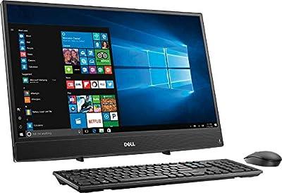 "Dell Inspiron 3275, Premium 2019 21.5""Full HD IPS Touchscreen All-in-One Desktop, AMDCore E2-9000e up to 2GHz, 4GB DDR4, 128GB SSD, AMD Radeon R2 Graphics Bluetooth 4.1 802.11ac MaxxAudio Win 10"