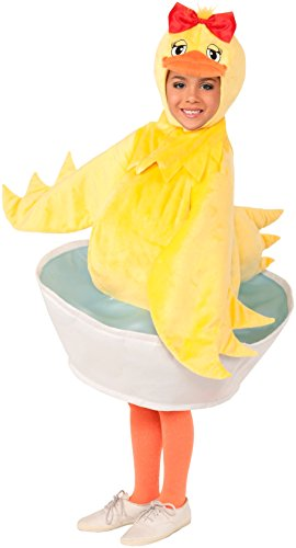 Forum Novelties Rubber Ducky Girl Costume, One Size