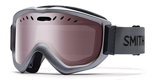 Smith Optics Adult Knowledge OTG Snow Goggles Graphite Frame/Ignitor Mirror