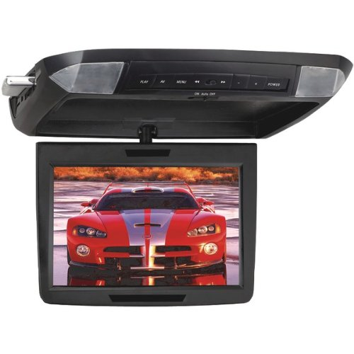 Power Acoustik Pmd-112Cmx 11.2 Widescreen Ceiling-Mount Monitor With Dvd